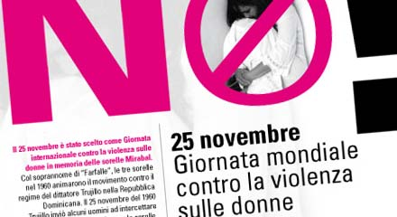 Risultati immagini per Giornata mondiale contro la violenza sulle donne
