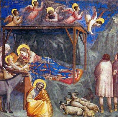 Natale Giotto Natività