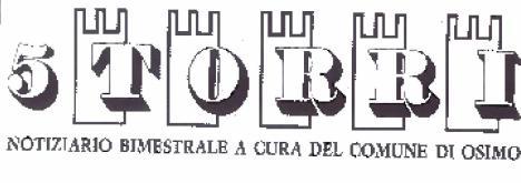 giornale 5 Torri Osimo