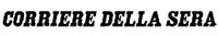 giornale Corriere della Sera