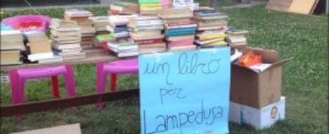 Un libro per Lampedusa