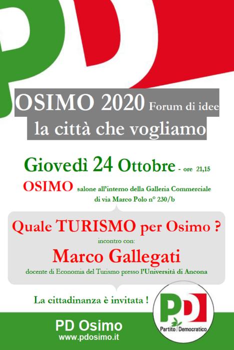 Gallegati Turismo 24 ottobre 2013