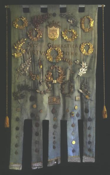virtus medagliere rubato
