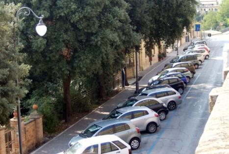 parcheggi a pagamento Osimo