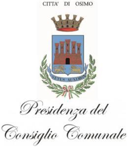 logo Presidenza Consiglio Osimo
