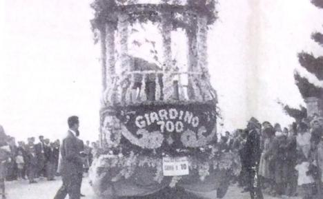 Festa dei Fiori 1957