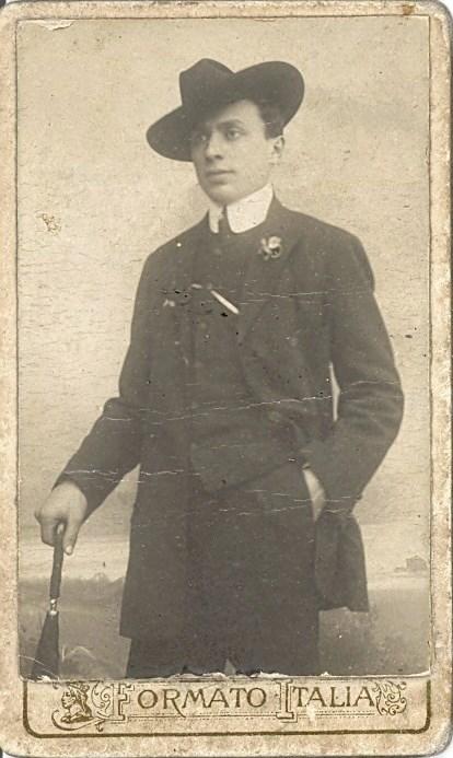Gentili Tommaso 1908 ( foto inviata da Giorgio Gentili )