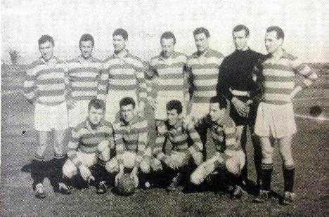osima calcio 1958