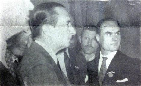 Riccardo e Valentino Mantini in Argentina