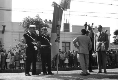 1962 Papa Giovanni XXIII sosta a Osimo Stazione