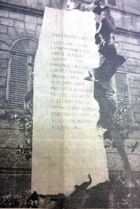 cippo via Leonetta