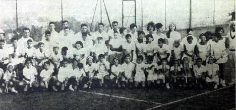 Tennis 1963