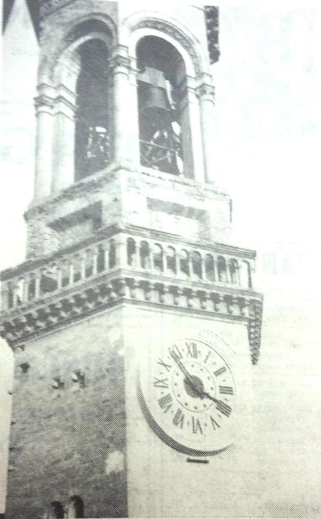 orologio a Campocavallo