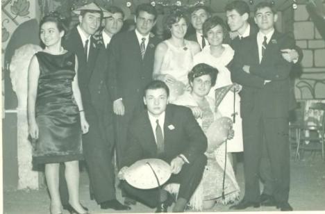 1966 diplomati ragionieri al ballo SAYONARA