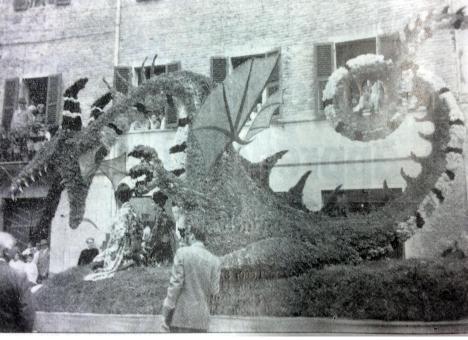 1968 festa dei fiori drgo