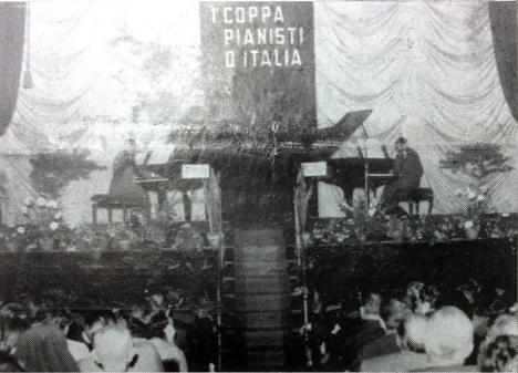1969 coppa pianisti serata finale