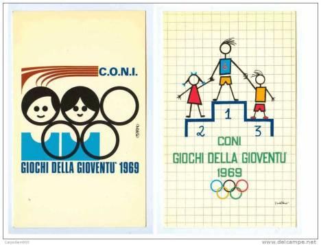 1969 giochi gioventu
