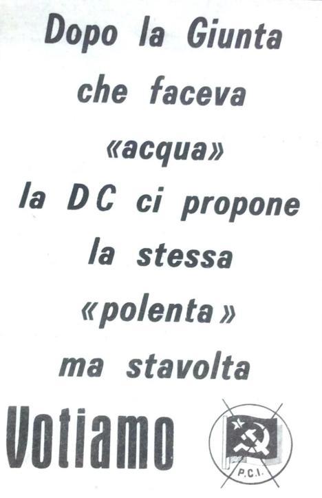 1970 campagna elettorale