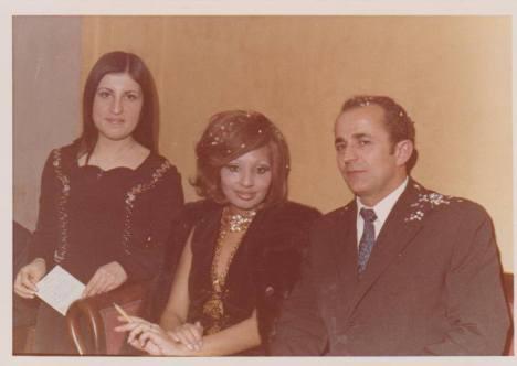 1970 carnevale al Teatro