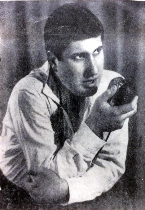 Bianchi cantautore
