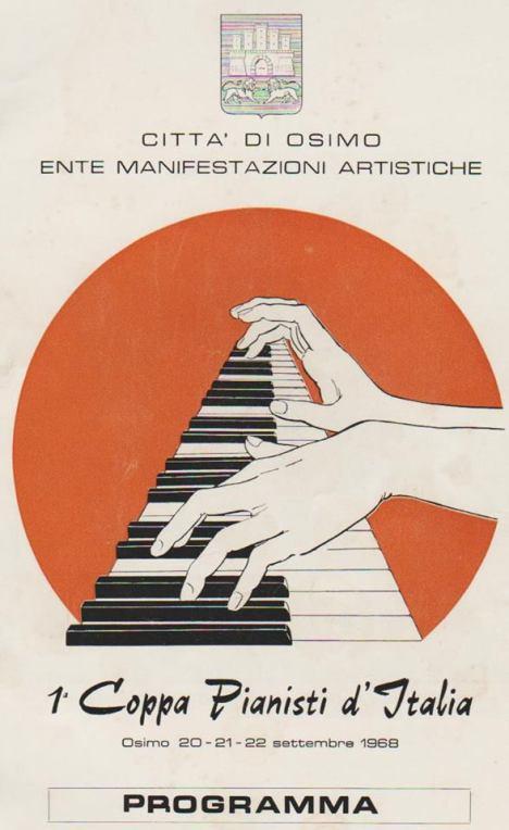 Coppa Pianisti 1968
