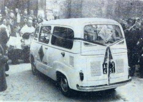 la nuova autoemoteca dell'AVIS Osimo