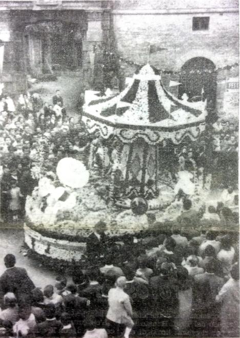 Festa dei fiori 1966
