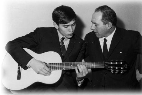 "Morandi, le chitarre  erano ""Eko"""