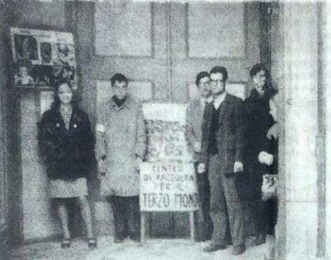 Bartoli AnnaMaria, Pio Sbaffo, Sauro Mercuri, Donati
