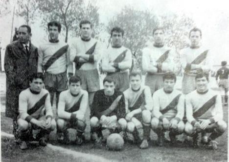 Osimana  campionato 1965