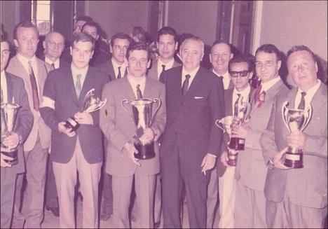 Festa dei Fiori ed.1966 premiazione