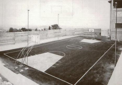1970 campo di gioco Lenco Robur