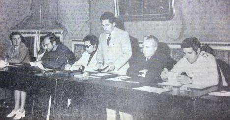 1970 gruppo consigliare PCI