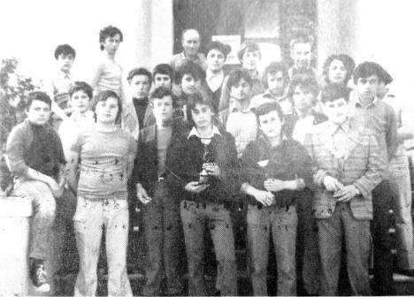 1973 Tiro a segno