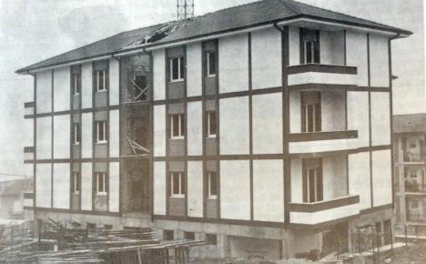 case popolari in via Corta di Recanati