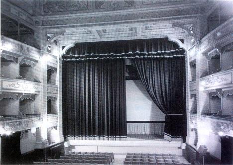 cinema al Teatro