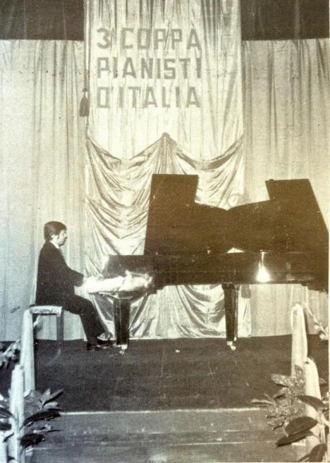 Coppa Pianisti 1970