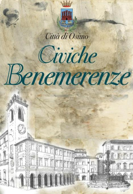 Osimo 1970 Civiche Benemerenze