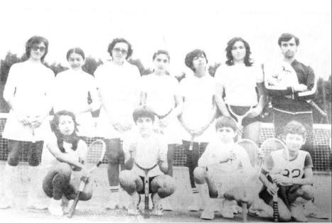 tennis sandro