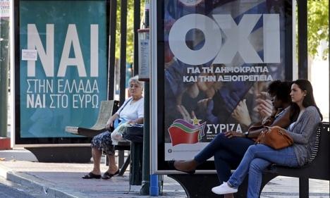 No Grecia