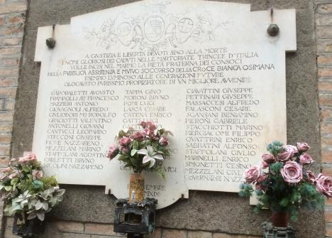 Cimitero a dx
