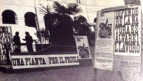 Trasaghis 1977 una pianta per il Friuli