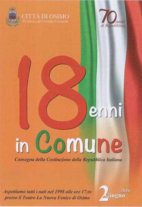 18enni in ComuneOsimo 2giugno2016