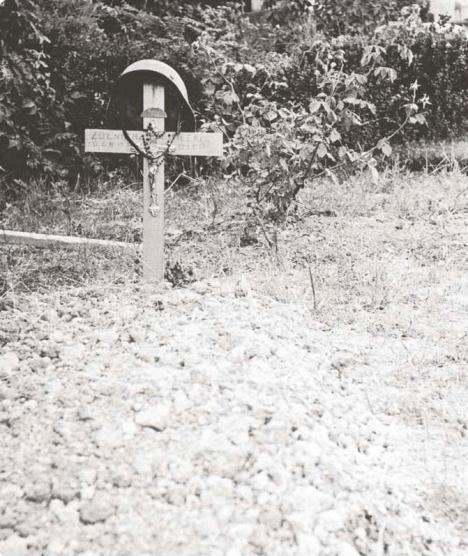 17 luglio 1944 soldato tedesco