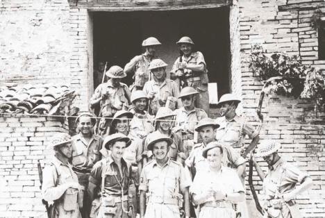19 luglio 1944 soldati polacchi