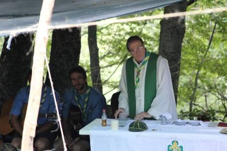 Don Flavio 50 anni prete