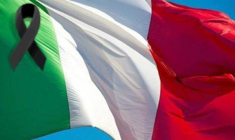 lutto Italia
