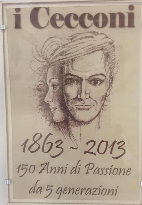 """becc56950f70 La storia della barberia """"Cecconi"""" ha"""
